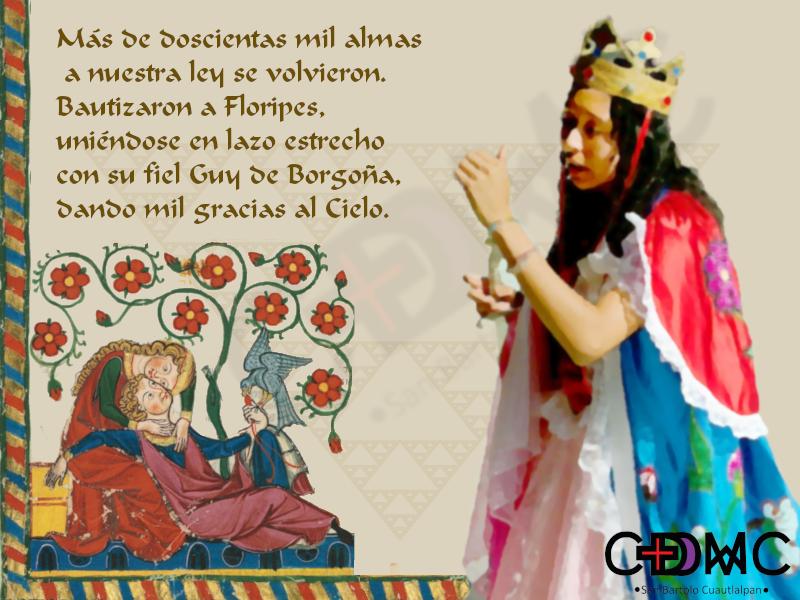 Floripes San Valentin