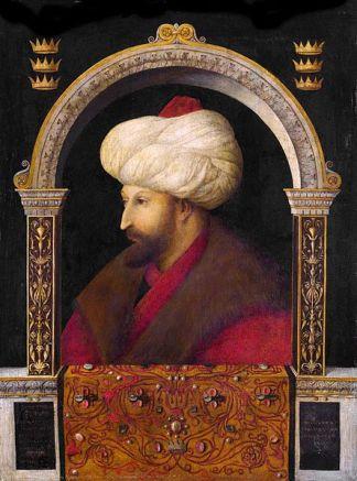 Sultán Memhet II El Conquistador