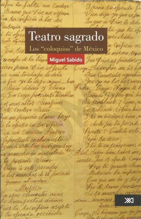 Portada de la primera edición.