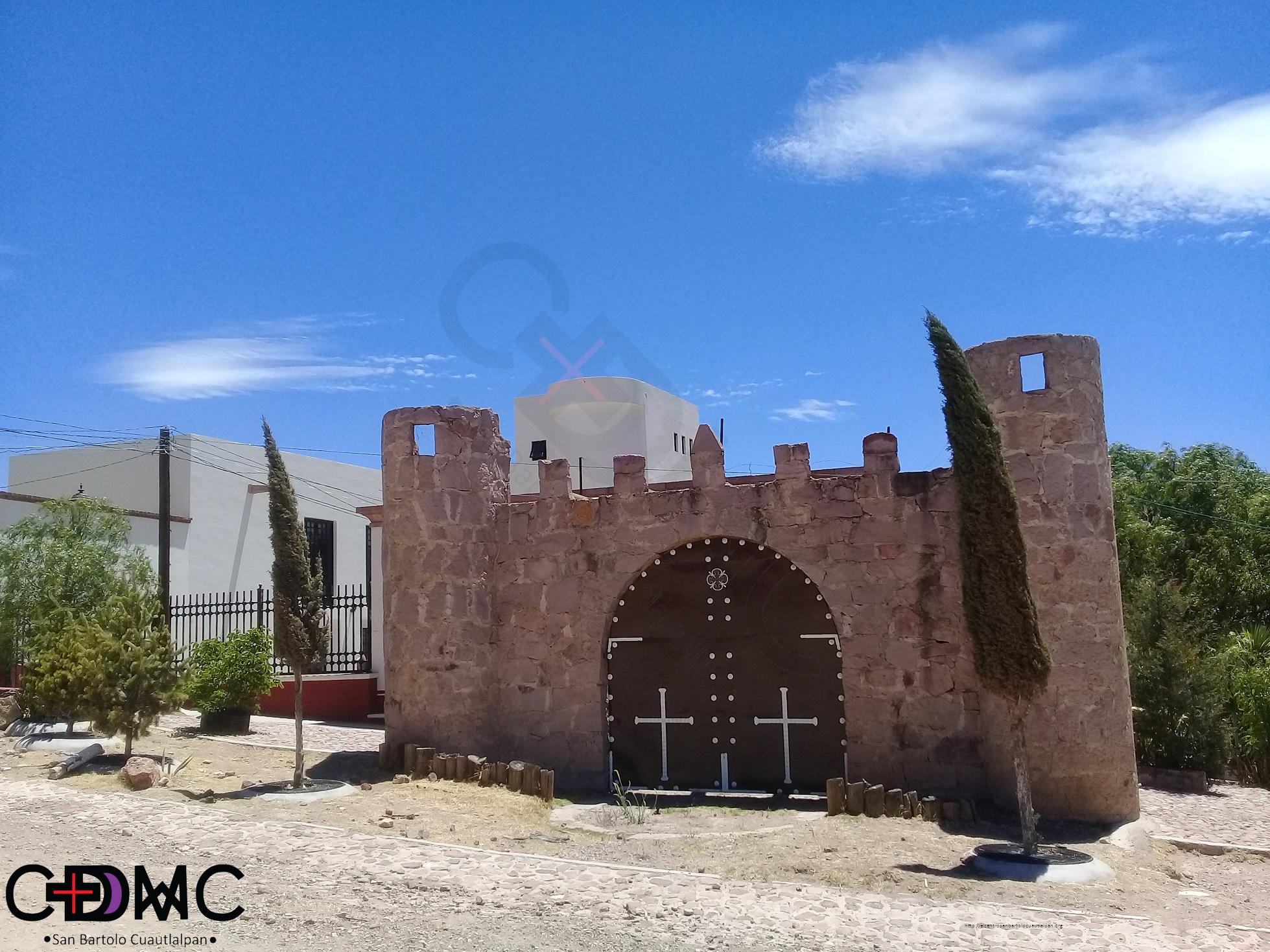 Castillo Cristiano Bracho marca
