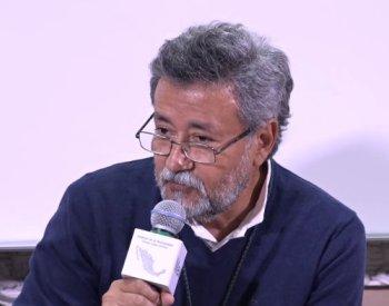 Francisco Acosta Báez, uno de los autores.